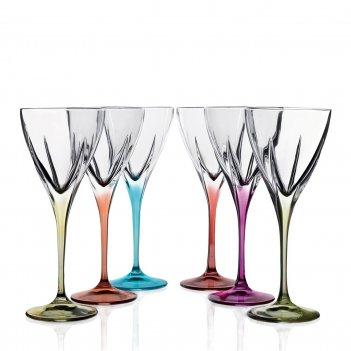 Набор бокалов для вина rcr fusion 210 мл