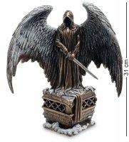 Ws-853 статуэтка ангел-хранитель (л.уильямс)
