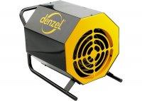 Тепловая пушка электрическая шестигранная 3квт dfg01-30 denzel