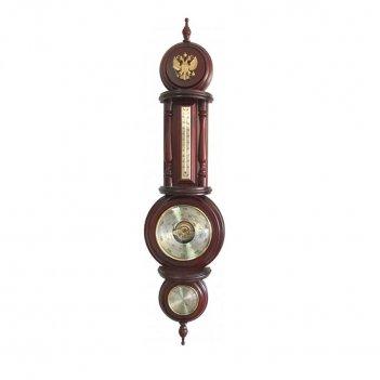 Метеостанция / часы герб рф
