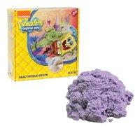 1toy губка боб, космический песок, сиреневый 0,5 кг