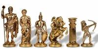 Шахматы сувенирные  античные войны  (mp-s-10-c-44-g)