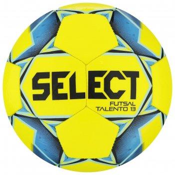 Мяч футзальный select futsal talento 13, размер 3, 32 панели, тпу, машинна