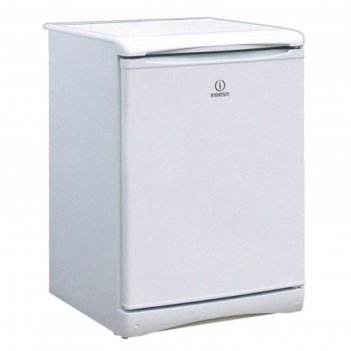 Холодильник indesit tt 85, 120 л, класс в, однодверный, белый