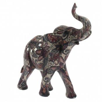 Фигурка декоративная слон, l27,5 w11 h29,5 см