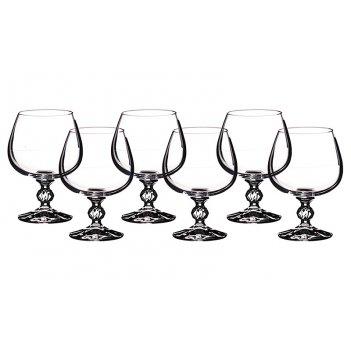 Набор бокалов для коньяка из 6 шт. клаудия 250 м...