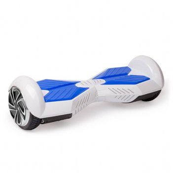 Мини-сигвей wheelboard transformers (белый) 8 дюймов