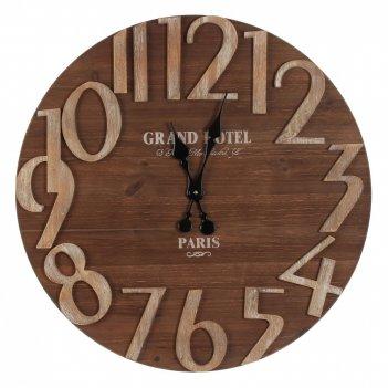 Часы настенные декоративные, l70 w4 h70 см, (1хаа не прилаг.)