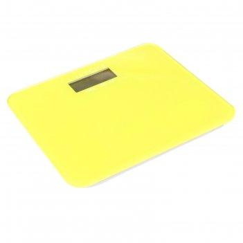 Весы luazon lve-016, напольные, электронные, до 180 кг