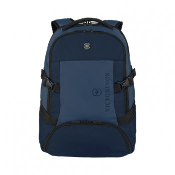 Рюкзак victorinox vx sport evo deluxe backpack, синий, полиэстер, 35x25x48