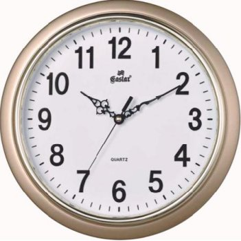 Настенные часы gastar 725 c (пластик)