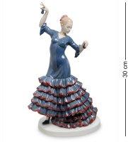 Vs- 10 статуэтка фламенко (pavone)