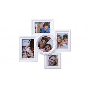 Фоторамка семейная на 5 сюжетов 41,5*40,5*2,5 см (кор=12шт.)