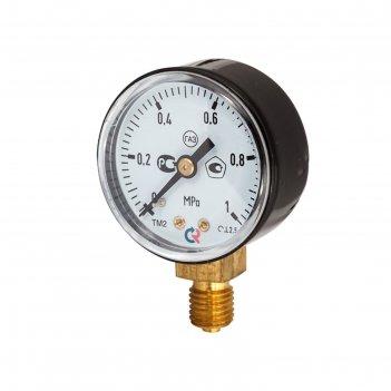 Манометр сварог тм-210р.00(0-1,0мра)m12x1,5.2,5. газ