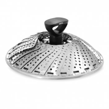 Пароварка -вставка vitala, диаметр: 26,5 см, материал: нержавеющая сталь,