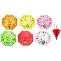 Зонт детский забавные пчелки, 8 спиц d=51см, цвета микс