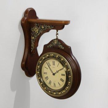 Настенные уличные часы  лион  (hl-c-3006-a)