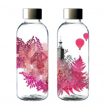 Бутылка для воды wisdomflask™ love 0.65л