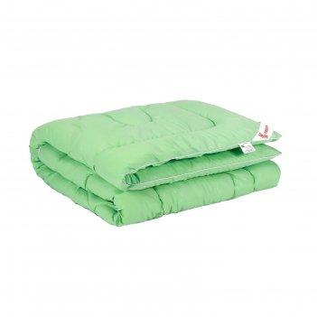 Одеяло всесезонное, размер 200 x 220 см, силиконизированное волокно