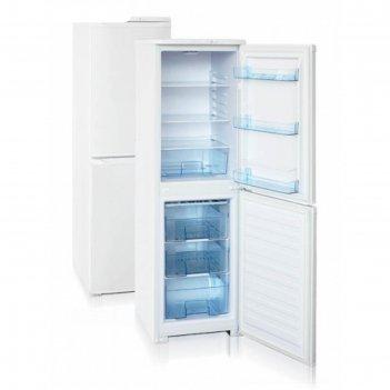 Холодильник бирюса 120, 205 л, класс а, перенавешивание дверей, белый