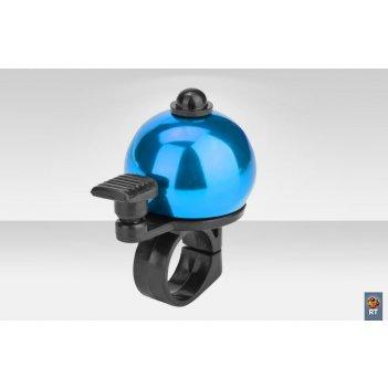 13а-09 звонок алюминий черно-синий