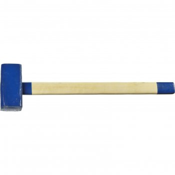 Кувалда сибин 20133-10, с деревянной удлинённой рукояткой, 10 кг