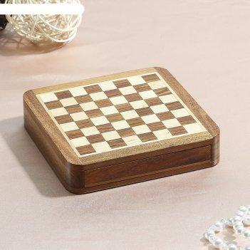 Шахматы на магните мастер
