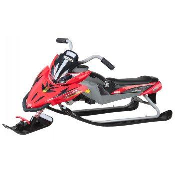 Cнегокат apex yamaha snowbike ymc 13001, официальная лицензия красный