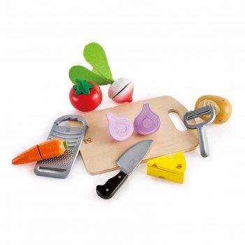 Набор посуды и продуктов «основы кулинарии»