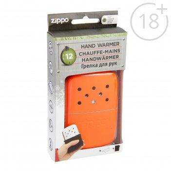 Каталитическая грелка zippo 40378 с покрытием blaze orange