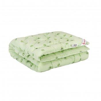 Одеяло всесезонное, размер 140 x 205 см, силиконизированное волокно