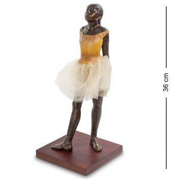 Pr-de10 статуэтка балерина эдгара дега (museum.parastone)