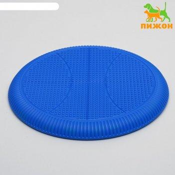 Фрисби баскетбол, 23 см, термопластичная резина, микс цветов