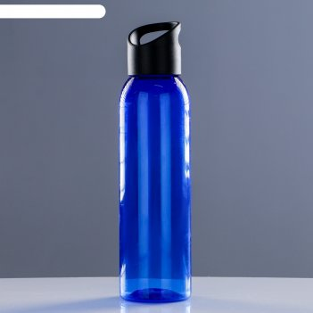 Бутылка для воды элегант, 700 мл, спортивная, микс