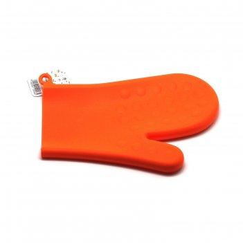 Прихватка-варежка atlantis, оранжевая