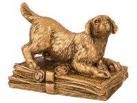 Фигурка собака 5.7*3.2*5.2см.без упаковки