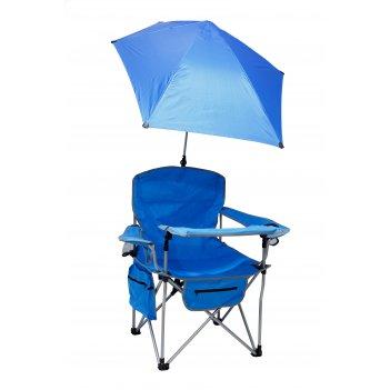 Кресло складное creative outdoor цвет синий