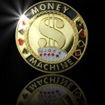 Хранитель карт money machine 2
