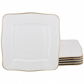 Набор тарелок из 6 шт.arno диаметр=27 см.