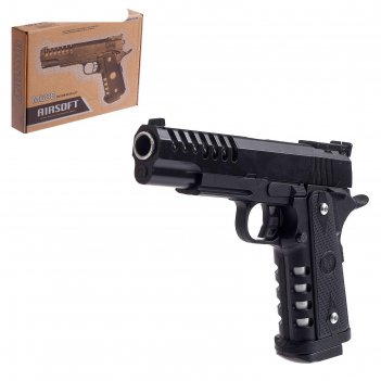Пистолет «агент», металлический
