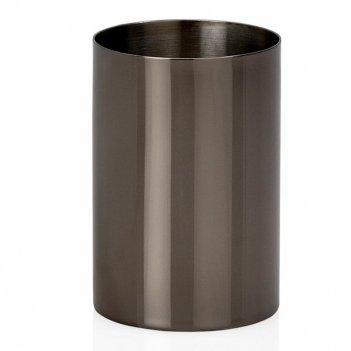 Andrea house стакан для зубных щеток black matte