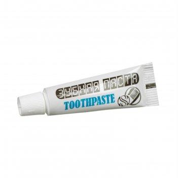 Зубная паста в тубе, 3 г