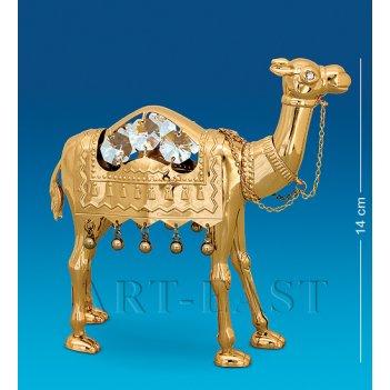 Ar-1071 фигурка верблюд бол. (юнион)