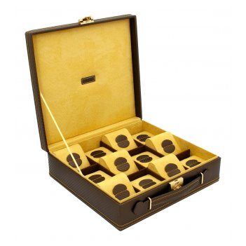 Friedrich lederwaren 32054-8 шкатулка для хранения часов