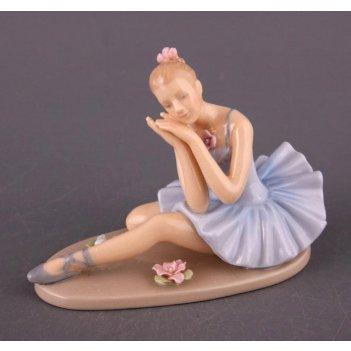 Статуэтка балерина высота=9 см.кор=24шт.)