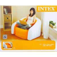 Кресло надувное, флок 97х76х69 см, от 6 лет