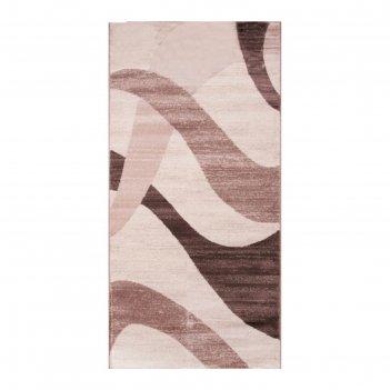 Прямоугольный ковёр omega hitset 4878, 2 х 5 м, цвет bone-beige
