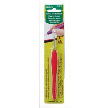Крючок для вязания amour, 3.5 мм