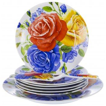 Набор для торта флора 8 предметов