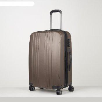 чемоданы от Фабрика КАРТЕКС